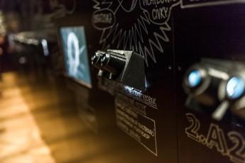 Výstava Kuk - nástroje poznání
